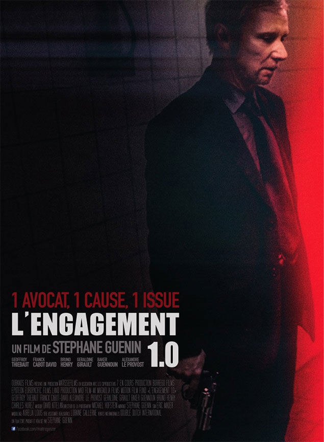 L'Engagement 1.0, the current release from EuroPacific Films, is now playing in selected theatres in France. For more information on the film, visit the L'Engagement 1.0 page.